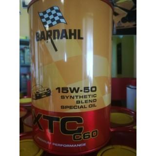 BARDAHL XTC C60 15W50 AUTO 1L