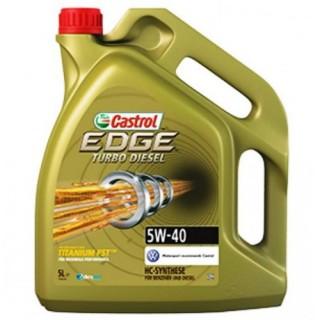 Castrol Edge Turbo Diesel Titanium Fst 5w40 5L+5L