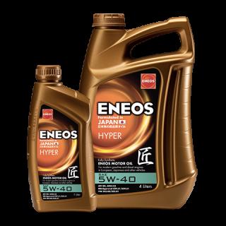 ENEOS HYPER 5W40 4L ТОП Цена