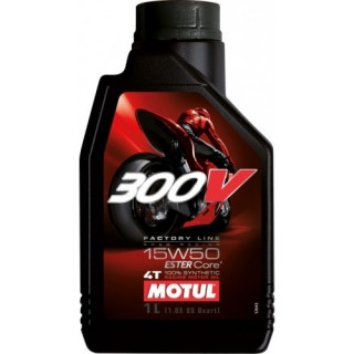 Motul 300v Factory Line 4t 15w50 1L