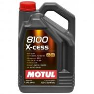 Motul 8100 X-cess 5w40 5L на Промо Цена