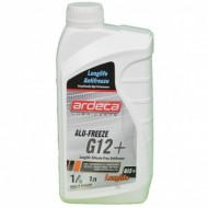АНТИФРИЗ ARDECA ALU-FREEZE LONG LIFE G12+ 1L