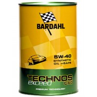 Bardahl Technos C60 Exeed 5w40 1L