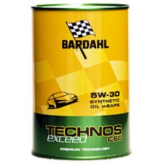 BARDAHL TECHNOS C60 EXCEED 5W30 1L