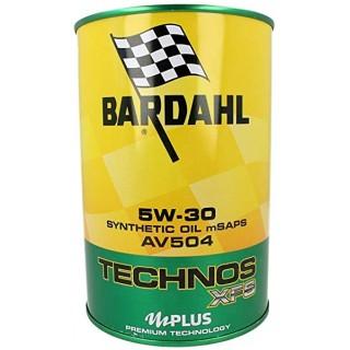BARDAHL TECHNOS XFS AV504 5W30 1L