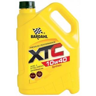 Bardahl XTC 10w40 5L Топ Цена и Безплатна Доставка