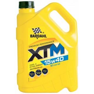 Bardahl XTM 15w40 5L