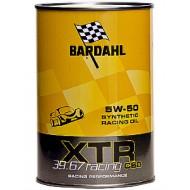 BARDAHL XTR 39.67 C60 RACING 5W50