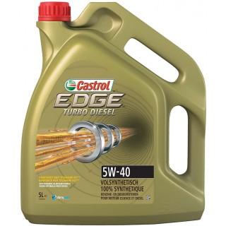 Castrol Edge Turbo Diesel Titanium Fst 5w40 5L