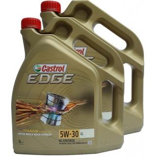 Castrol EDGE 5w-30 LL Titanium 2X5L ТОП Цена