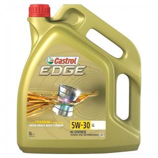 CASTROL EDGE 5W30 LL TITANIUM 5L ТОП Цена