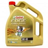 Castrol Edge Turbo Diesel Titanium 5w40 5L ТОП Цена