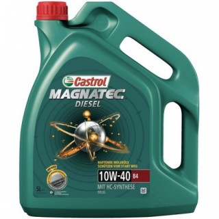 Castrol Magnatec 10w40 Diesel 5L