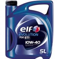 Elf Evolution 700 STI 10w40 5L ТОП Цена