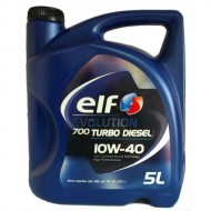 Elf Evolution 700 Turbo Diesel 10w40 5L ТОП Цена