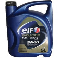 Elf Evolution Full Tech Fe 5w30 5L