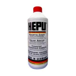 Червен Антифриз HEPU G12 - 1.5L