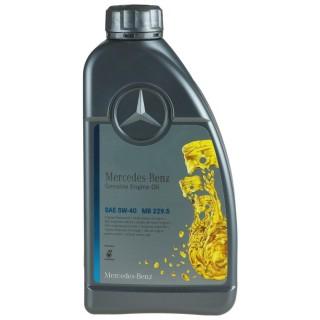 Масло Mercedes-Benz 5w40 229.5 - 1L