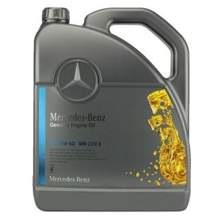 Масло Mercedes-Benz 5w40 229.5 - 5L - ТОП Цена