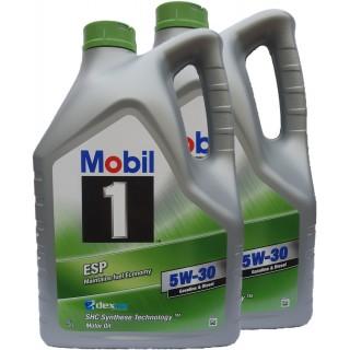 Mobil 1 ESP 5w30 2X5L ТОП цена