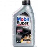 Mobil Super 2000 Diesel 10w40 1L