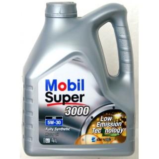 Mobil Super 3000 XE 5w30 4L