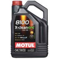 Motul 8100 X-clean EFE 5w30 C2/C3 5L
