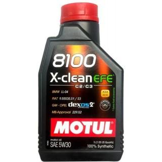 Motul 8100 X-clean EFE 5w30 C2/C3 1L