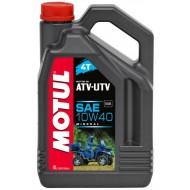 Motul ATV-UTV 4T 10w40 4L
