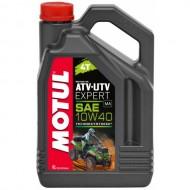 Motul ATV-UTV Expert 4T 10w40 4L