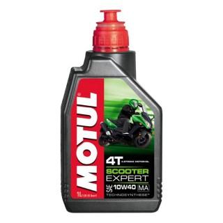 Motul Scooter Expert 4T 10w40