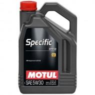 Motul Specific 229.52 5w30 5L - Mercedes