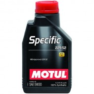 Motul Specific 229.52 5w30 1L - Mercedes