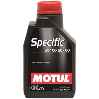 Motul Specific VW 504.00-507.00 5w30 1L