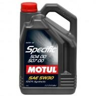 Motul Specific VW 504.00-507.00 5w30 5L
