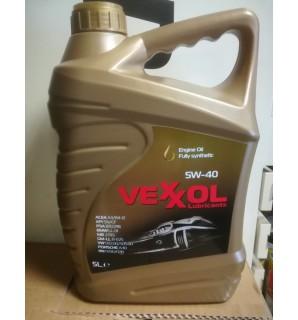 VEXXOL 5W40 5L