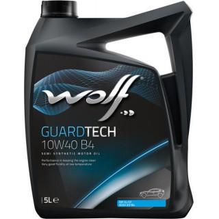 WOLF GUARDTECH 10W40 B4 5L