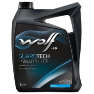 WOLF GUARDTECH 15W40 SL/CF 5L