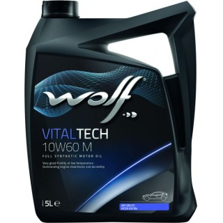 WOLF VITALTECH 10W60 M 5L