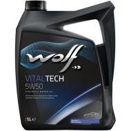 WOLF VITALTECH 5W50 5L